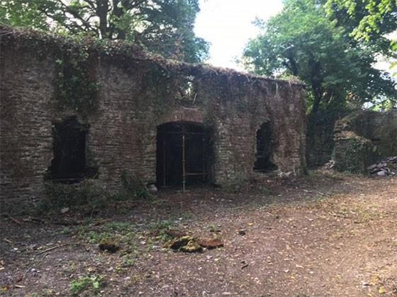 Irish barn