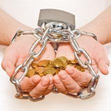 Locked in Debt