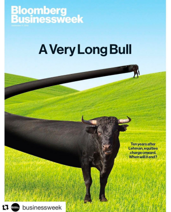 A Very Long Bull