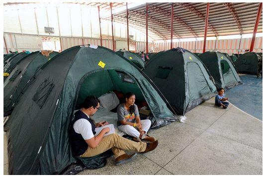 Tent Communities