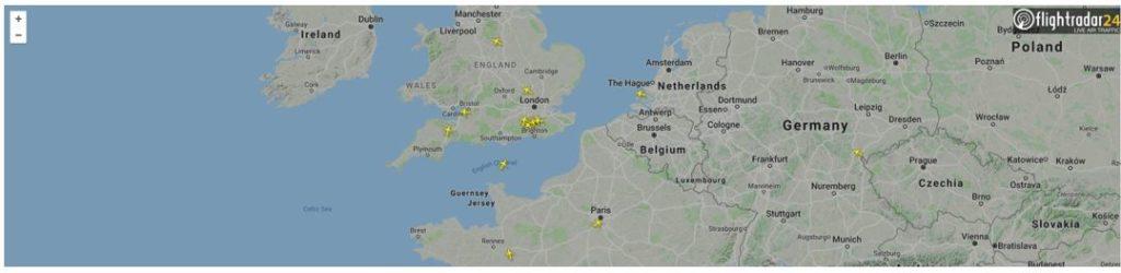 asyJet Flight Tracker app