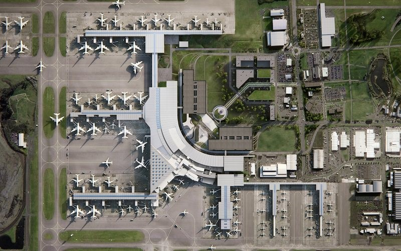 The Beginning of The Investment Life - Auckland Airport Rising in Size