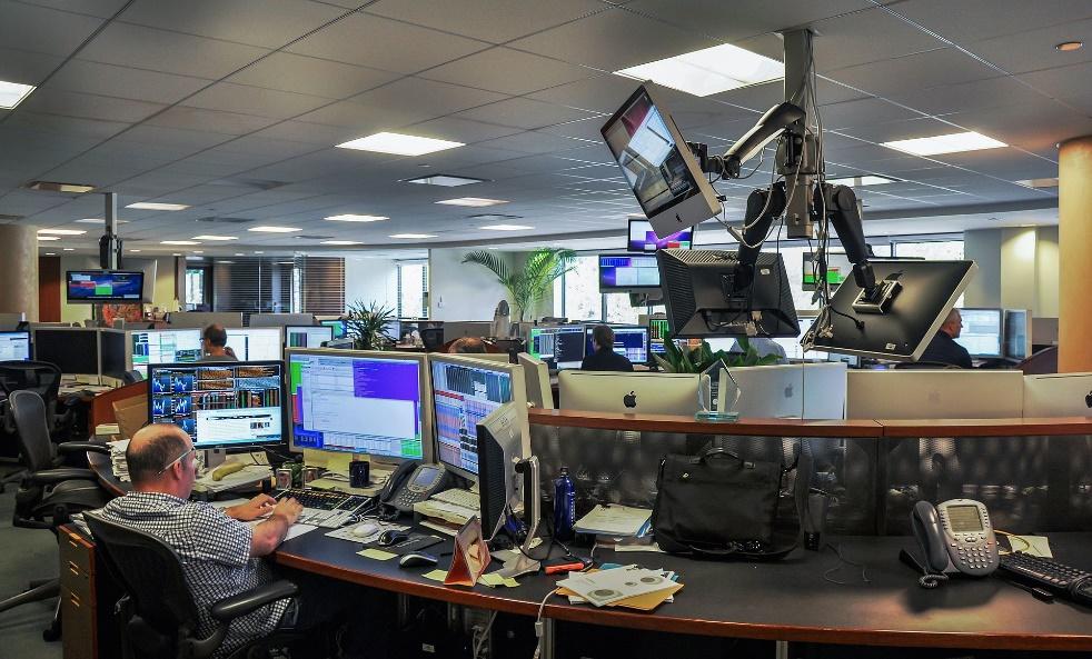 Trading Floor Office