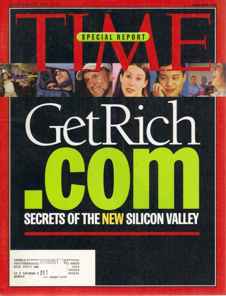 Time Magazine the Secrets of Silicon Valley