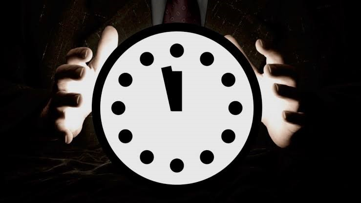 Doomsday Clock Recession
