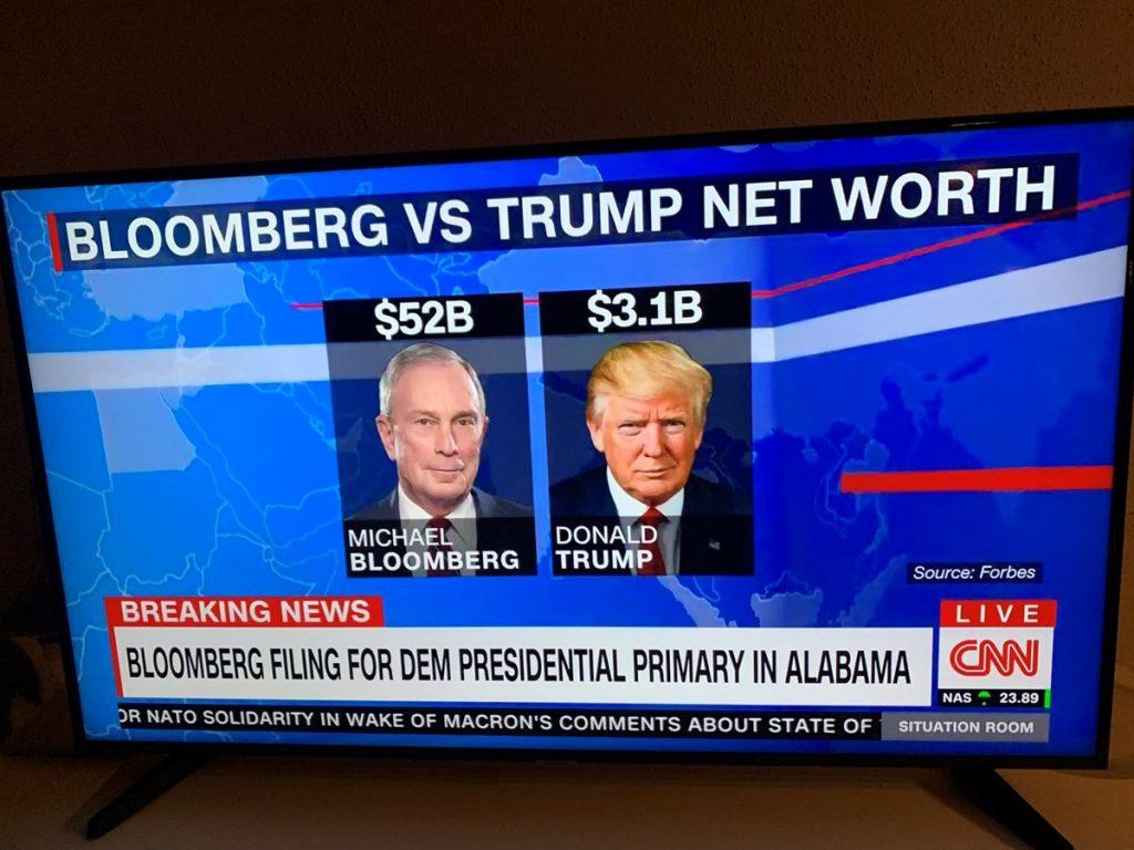 Michael Bloomberg 2